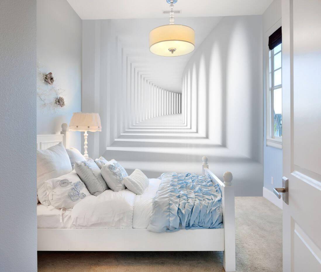 фотообои расширяющие пространство комнаты на заказ арт обои