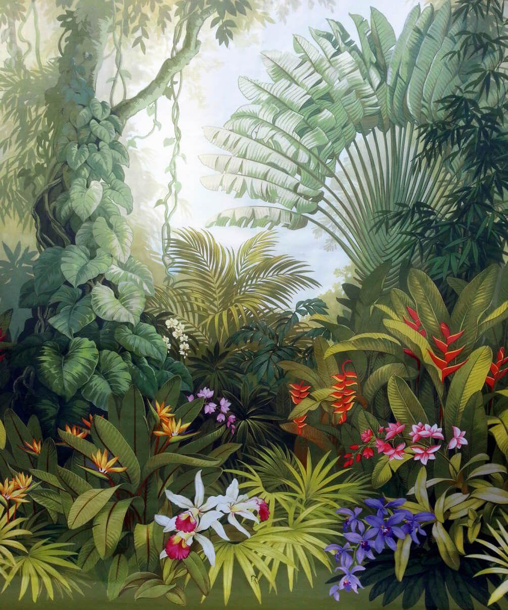 обычные плавательные картинки животные цветы яркие оазис тропики добыть один маленький