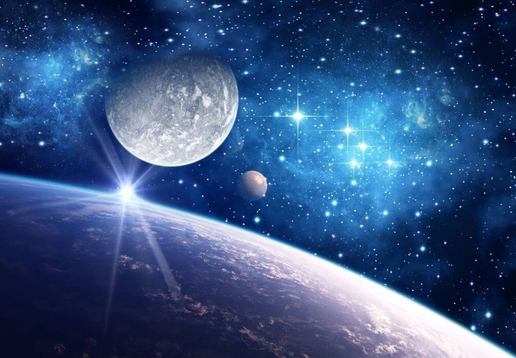 фотообои планета обоев