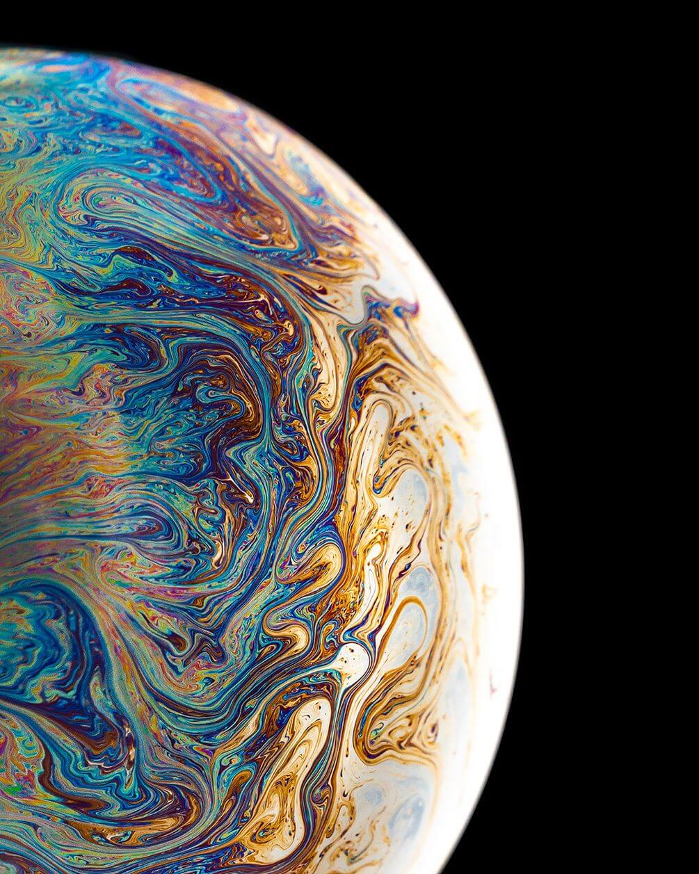 Картинка планеты на айфон