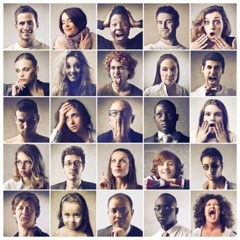 sociology and good facial expressions