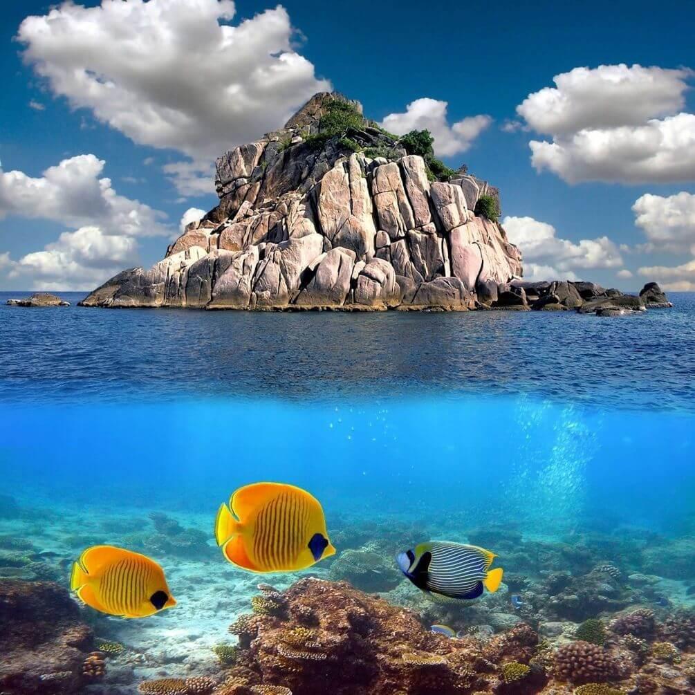 Картинки моря хорошего качества