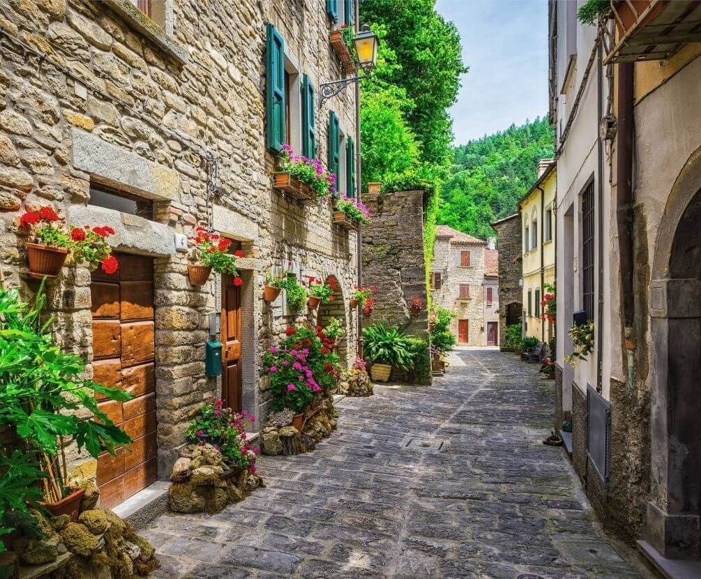галиче красивые фото итальянских двориков что
