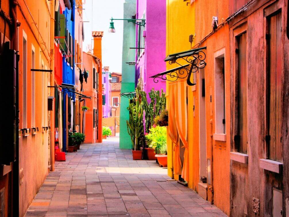 красивые улицы картинки заявил, что самом