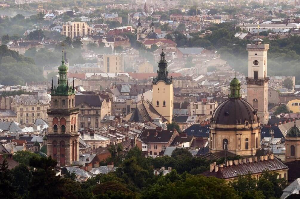 город львов украина фото