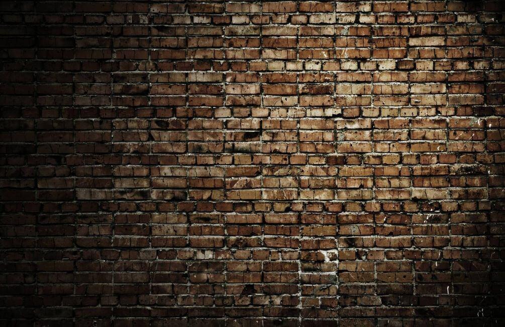 Фотообои Quot Кирпичная стена Quot №2640 на заказ под свой размер
