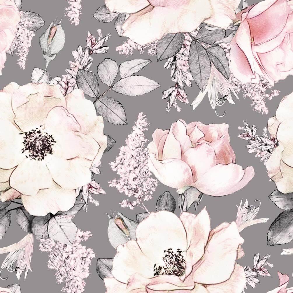 Серо розовые картинки на телефон